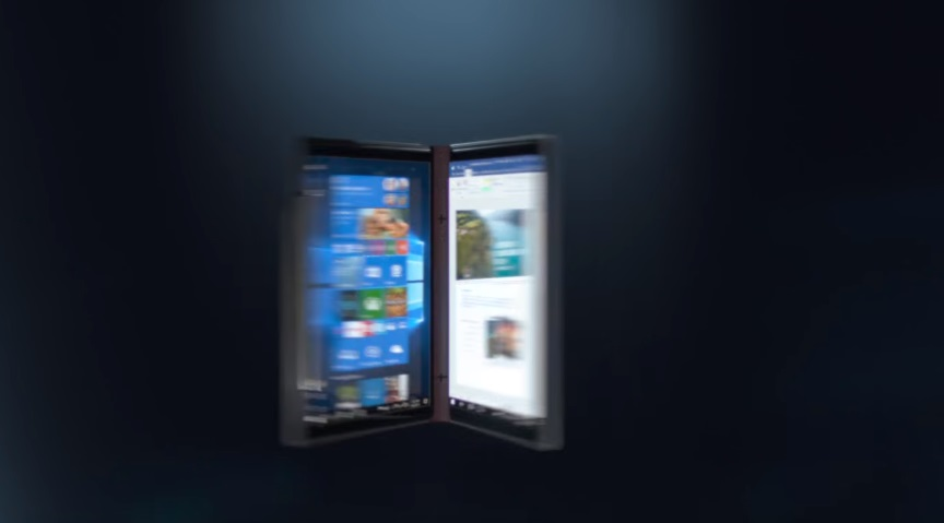 Snapdragon dual-screen